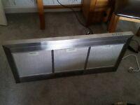 1000mm Stainless Steel Cooker Hood