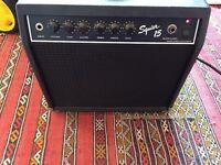 Fender Squier 15 Guitar Amp