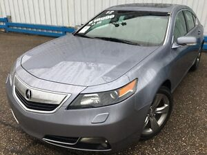 2012 Acura TL AWD *LEATHER-SUNROOF*
