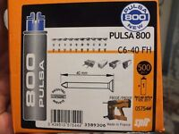 NEW SPIT PULSA NAILS 15MM.20MM OR 40MM