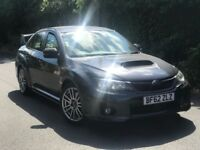 Subaru WRX STI UK TYPE 62 13 Plate Full service History immaculate Condition in & out