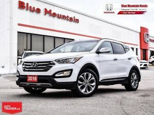 2016 Hyundai Santa Fe Sport 2.0T Limited - Adventure Edition
