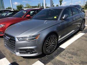 2017 Audi A6 3.0T Technik Quattro 8sp Tiptronic Excutive Demo (