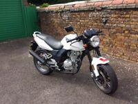 Sinnis Stealth 125 for sale