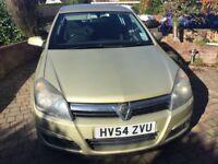 Vauxhall Astra sxi 1.7 diesel,new mot