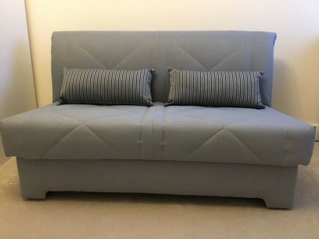 Furniture Village Sofa Bed Cost Just Short Of 1000 In Spare Room