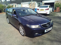 Honda Accord 2.4 i VTEC Executive 5dr Estate Auto, Fully Loaded ! DAMAGED REPAIRABLE, DRIVE AWAY