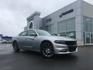 2018 Dodge Charger GT AWD - SUNROOF, HEATED LEATHER SEATS,