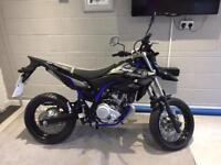 Yamaha WR125X Mint condition 700 miles Supermoto 125 motorbike