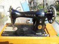 SINGER collection sewing machine