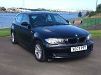 BMW 120D, 2007, FULL M.O.T, 6 MONTHS EXTENDABLE WARRANTY. PRICE DROP!!
