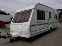 Coachman Pastiche 540/4 with full awning and accesories .