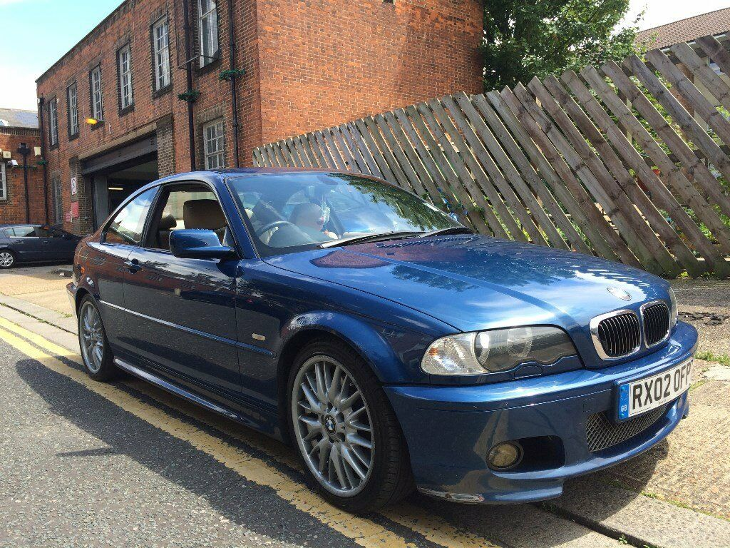 bmw 330 ci m sport coupe 2002 auto e46 3 series new mot in manor park london gumtree. Black Bedroom Furniture Sets. Home Design Ideas