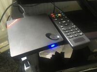 Internet Box/Apps With Remote Hdmi Cable Like New Hardly Used