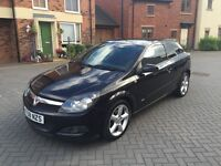 VAUXHALL ASTRA 1.7 CDTi 16v SRi SPORT HATCH 3dr 2008! 2 OWNERS! 12 MONTHS MOT! EXCELLENT CONDITION!!