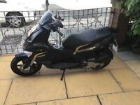 Absolutely mint Gilera runner st 125cc