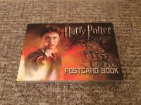*New Harry Potter Postcard Book - Rare*