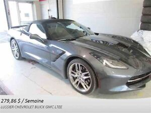 2014 Chevrolet Corvette Stingray 242$/SEMAINE + TX    Z51