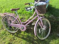 Viking Belgravia Pink bike