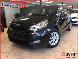 2013 Kia Rio LX+ BLUETOOTH CRUISE S.CHAUFFANT