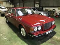 BENTLEY TURBO R. 6.8L TURBO! MOT NOV 2017. COMPLETE BARGAIN!