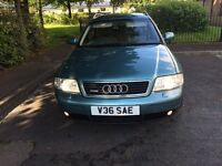 Audi A6 2.7 biturbo quatro v6 top spec good runner