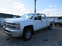 2016 Chevrolet Silverado 2500HD WT Crew Cab 4X4 w/6.5' Box Edmonton Edmonton Area Preview