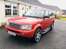 Range Rover Sport SE LOW/CHEAP TAX