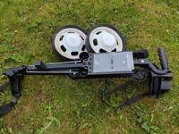I-trac foldable golf trolley