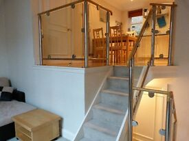 One bed split level flat, Earl's Court, SW10, SW5