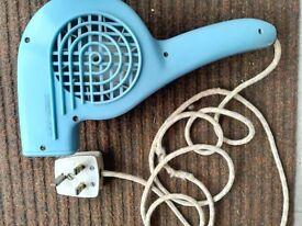 Vintage 1960 Morphy Richards Hair Dryer Model HDA2