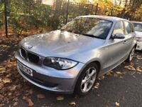 2009 BMW 116 1 SERIES 2.0 SPORTS PETROL MANUAL 5 DOOR HATCHBACK 5 SEAT MOT N 118 120 3 MINI GOLF