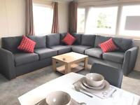 STATIC CARAVAN FOR SALE ! TOP OF THE RANGE WITH PITCH FEES INCLUDED! 12 MONTH SEASON , NORTH EAST