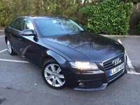 Audi A4 2.0 TDI 143 SE 6 Speed, Full Service History, 1 former keeper, Excellent condition.