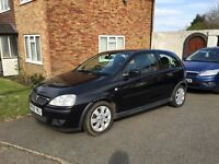 Cheap Vauxhall Corsa 1.4l black