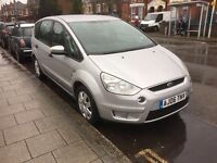 07522 645923 STILL FOR SALE- - Ford S-MAX Zetec 2.0 TDCI LX – 7 Seater – 6 Speed - TOWBAR -
