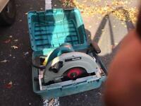 Makita 5903 RK 235mm circular saw with box