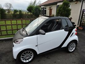 2009 SMART FORTWO SOFT TOP,LOW MILAGE,PERFECT CONDITION,VERY RARE CAR