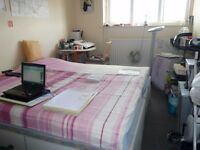 Large room in lovely flatshare- RENT INCLUSIVE OF ALL UTILITY BILLS & COUNCIL TAX.