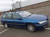 Spare or Repair Peugeot 406 estate