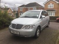 Super 7 seater, spacious family car. One careful owner from new. Full service history. Automatic.