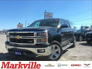 2014 Chevrolet Silverado 1500 LTZ - CREW - NAVIGAITON - LEATHER