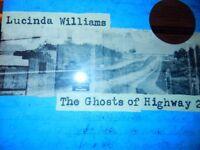 Lucinda Williams - The Ghosts Of Highway 20 NEW VINYL LP