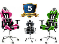 Heavy Duty Office Cahirs, Gaming Chairs at 30% off , great real offer