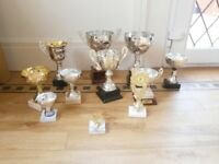 Selection of Trophies relating to Dance competitions