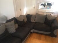 Good condition super comfy corner sofa for sale