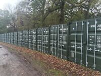 container storage to rent only £40p/w