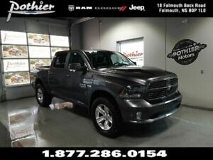 2015 Ram 1500 Sport | BACK UP CAMERA | SUNROOF | HEATED SEATS |