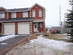 $369,900 - Townhouse for sale in Orléans
