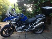 BMW R1200 GS 2009 Low Mileage 15k